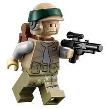 LEGO REBELDE SOLDADO ENDOR (Marrón Camiseta de tirantes) Minifigura Star Wars