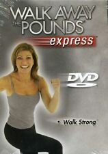 LESLIE SANSONE WALK AWAY THE POUNDS WALK STRONG DVD NEW WALKING AT HOME EXERCISE