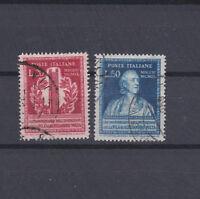 ITALY 1949 Volta Used  Sc.526-527 (Sa.611/612)
