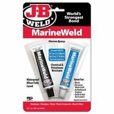 MarineWeld Marine Epoxy 2 ounce Two-Part Epoxy Cold Weld for Aluminum Metal New