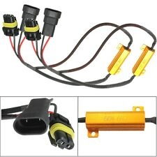 2X 9006 HB4 6ohm 50W Load Resistor Wiring Canbus Wiring Error Canceller HID LED