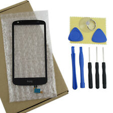 """US New Touch Screen Digitizer Lens Glass For HTC Desire 526 526G 526H 4.7"""" Black"""