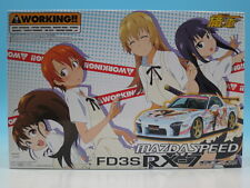 [FROM JAPAN]1/24 Itasha SP WORKING!! FD3S RX-7 A spec TYPE GT-CONCEPT Plasti...
