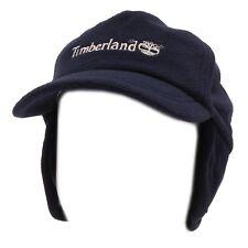 5042T cappellino bimbo TIMBERLAND pile blu baseball cap hat kid