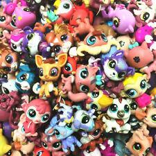 Random 20PCS Littlest Pet Shop Lot Animals Sheep Dog Figure Cute Toy Xmas Gift