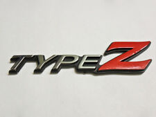 For Honda Type Z emblem logo badge Sticker decal civic accord SI Brand New Gift