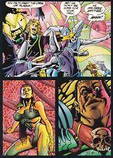 Plasm 1993 5x7 Promo Card - Defiant Comics - Enlightened Entertainment - Rare