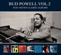 Bud Powell - Seven Classic Albums Vol 2 [New CD] Digipack Packaging, H