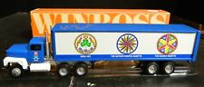 Vintage Winross Hershey Hospitality Day Phyllis Austin Die Cast Tractor Trailer