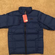 NWT The North Face Boys Andes Jacket BRT Cobalt Blue XL (18/20) Fast Shipping