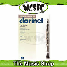 "New ""Essential Songs for Clarinet"" Music Book - 130 Songs for Clarinet"
