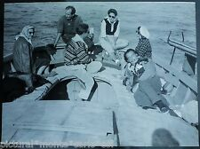 DALI*GALA*PHOTO*RARE*1956*DON*QUICHOTTE*FORET*ARGENTIQUE*ORIGINAL*SILVER*