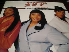 """SWV YOU'RE THE ONE 12"""" 1996 RCA SEALED"""