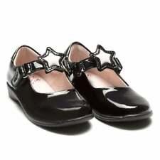 Lelli Kelly Juniors Colourissima Stars Patent Shoes (Black)