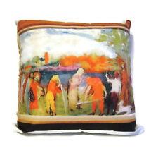 Humbert Howard Artwork Print on Pillow Cover Sham 18 X 18