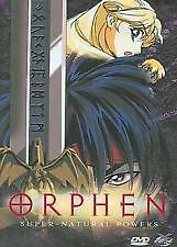 Orphen 02 - Super Natural Powers (DVD, 2002) Brand New  Region 4 & 2