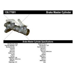 Brake Master Cylinder Fits: 1999 - 2000 UD 1200, 1994 - 2000 UD 1400 130.77001