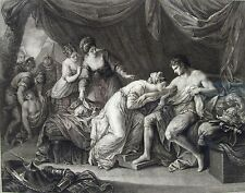 ANGELICA KAUFFMANN-Swiss Realist-2 LIM. ED Stipple Engravings- WW Ryland, London