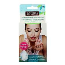 EcoTools Eco Tools Konjac Facial Complexion Sponge, 100% Vegetable Fibre, Vegan