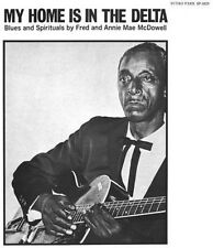 Annie Mae McDowell - My Home Is in the Delta [New Vinyl] 180 Gram