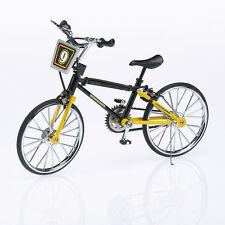 1:6 Bmx Bike - Diecast - Superb Yellow Brand New In Box