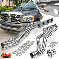 For 03-07 Dodge RAM 1500 5.7 V8 2WD Stainless Steel Long Tube 4-1 Exhaust Header
