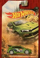 Hot Wheels 2019 Rally Sport Series Volkswagen Scirocco GT24 Walmart Exclusive