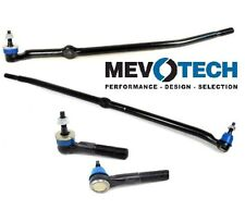 Mevotech Front Set Of 2 Outer & 2 Inner Tie Rods for DODGE RAM 1500 2500 3500