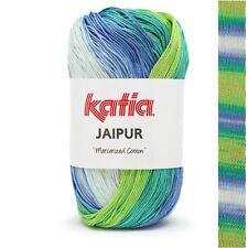 JAIPUR KATIA Baumwolle LACE BATIK FARBVERLAUF Wolle Stricken Häkeln Lacegarn 215