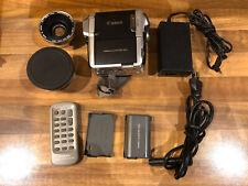 Canon HV-10 Camcorder Kamera Mini DV und HDV zwei Weitwinkel