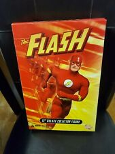 DC DIRECT 13 INCH FLASH FIGURE JUSTICE LEAGUE RARE MUST SEE!