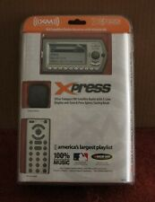 Audiovox XMCK10 For XM Car Satellite Radio Receiver - New Seal Package