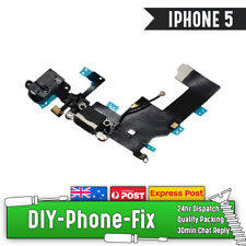 iPhone 5 Charging Port Flex Cable Charger Replacement Headphone Jack Mic