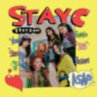 STAYC STAYDOM 2nd single Album CD+POSTER+Photo Book+3 Card+Sticker K-POP SEALED
