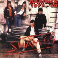 Sham 69 Rarities 1977-80 CD NEW SEALED Punk Oi! Borstal Breakout/I'm A Man/Susie