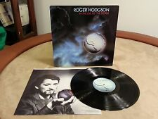"""Roger Hodgson """" In The Eye Of The Storm """" 1984 LP Record"""