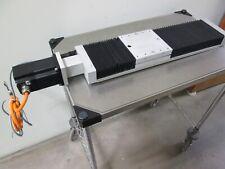 Rofin Laser System Powerline RSM 10E Z Axis Laser Head Actuator W/Motor 230VAC
