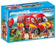 Playmobil 9125 Rettungshundestaffel mit Licht und Sound NEU OVP
