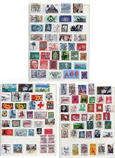 Bundesrepublik 109 gestempelte Briefmarken (G05)