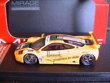 MCLAREN F1 GTR #9 GRAND PRIX SUZUKA GP 1995 WALLACE WENDLINGER HPI8255 1/43