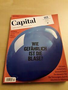 Capital Zeitschrift März 2021