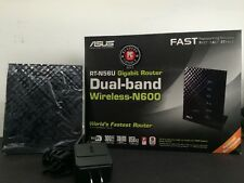 Retail ASUS RT-N56U N600 4-Port Gigabit Wireless N Router (C4)