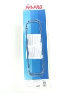 NEW Fel-Pro Valve Cover Gaskets 1641 Chevy Small Block Splayed Valve 5/16 Thick