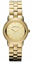Marc Jacobs Mini Marci Gold Tone Stainless Steel Women's Watch MBM3174 SD9