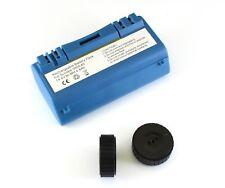 NiMh batterij 4800 mAh voor Scooba (385, 5800, etc) met 2 wieltjes