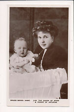Vintage Postcard Princess Victoria Eugenie of Battenberg, Queen Ena Of Spain