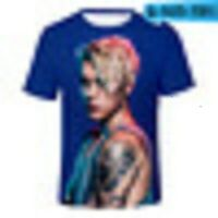 Justin Bieber Purpose Tour 2019 New Arrival 3D T Shirt T-shirt Men Women street
