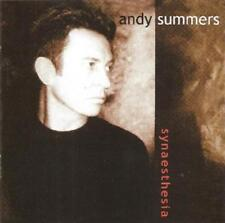 Synaesthesia (Expanded+Remastered Edit.) von Andy Summers (2014), Neu OVP, CD