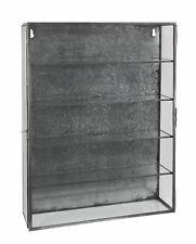 Ib Laursen - Hänge Wandschrank Regal Glas Vitrine Schränkchen Setzkasten 0823-18