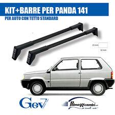 4055+3 BARRE PORTATUTTO GEV + KIT per PANDA PRIMA SERIE 3p